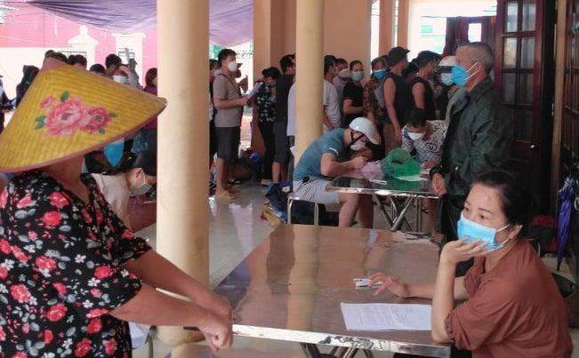 Chùm COVID-19 chưa rõ nguồn lây ở Bắc Ninh tăng lên 10 ca, trong đó có 6 trẻ mầm non - Ảnh 2.