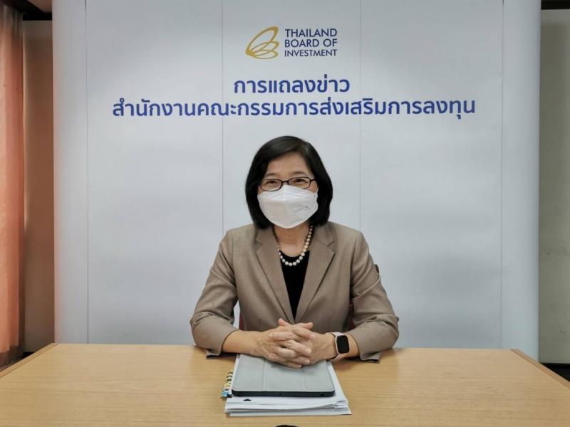 Đầu tư vào Thái Lan vẫn tăng mạnh bất chấp đại dịch - Ảnh 1.