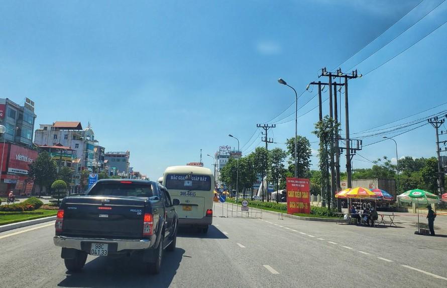 """Người từ tỉnh thành """"vùng xanh"""" đến/về Bắc Giang chỉ cần có kết quả xét nghiệm âm tính  - Ảnh 2."""