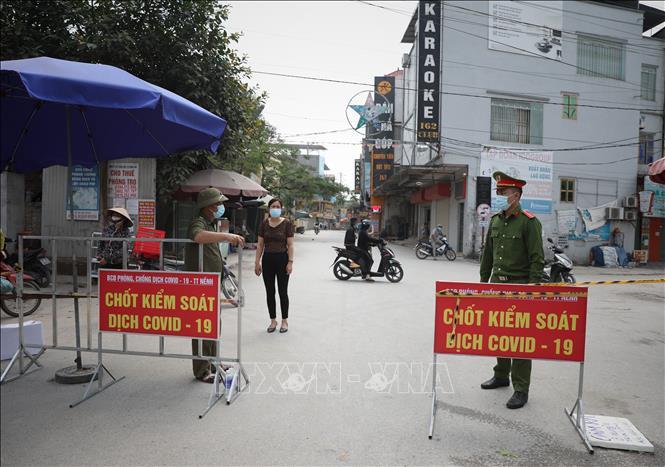 Mô hình tổ COVID cộng đồng Bắc Giang phát huy hiệu quả chống dịch - Ảnh 1.