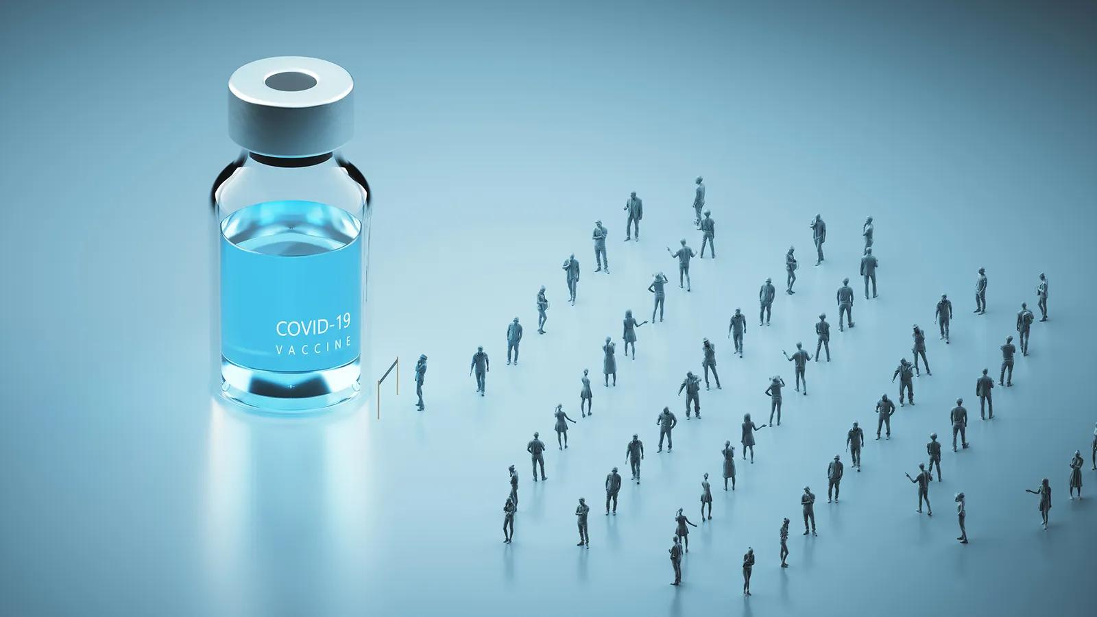 Kén chọn vaccine: Hậu quả khôn lường - Ảnh 1.