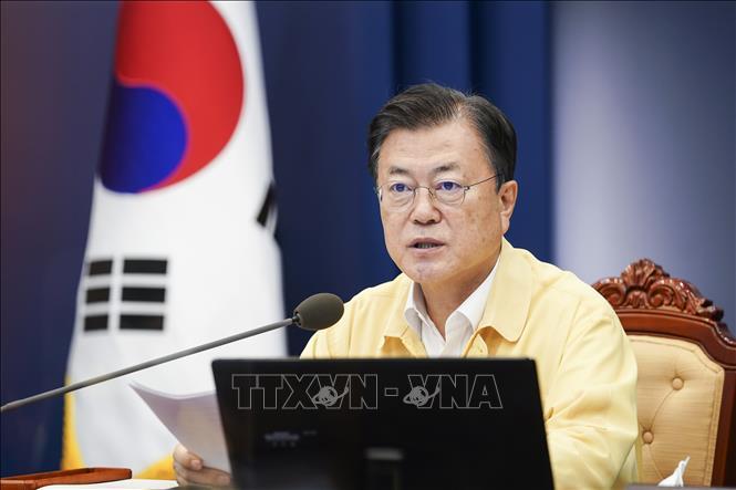 Hàn Quốc sẽ hỗ trợ cho Việt Nam 1 triệu liều vaccine ngừa COVID-19 trong tháng 10 - Ảnh 1.