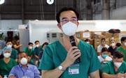 Đào tạo hồi sức cấp cứu cho hàng trăm bác sĩ điều trị COVID-19
