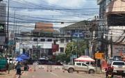 Thủ đô Vientiane chỉ duy trì các hoạt động thiết yếu xã hội