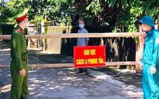 Thanh Hóa: 4 người trong một gia đình mắc COVID-19; thị xã Bỉm Sơn dừng vận tải hành khách