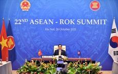 Thủ tướng Phạm Minh Chính: Phối hợp hình thành chuỗi cung ứng tự chủ về vaccine COVID-19 trong khu vực