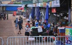 Hà Nội: Chợ Long Biên hoạt động trở lại từ 0 giờ ngày 21/10