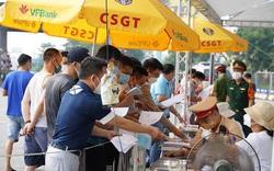 Người ngoại tỉnh muốn vào Hà Nội từ ngày 21/9 cần giấy tờ gì?