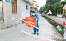 Cách ly y tế tạm thời khu dân cư ở Hà Đông có ca mắc là nhân viên y tế
