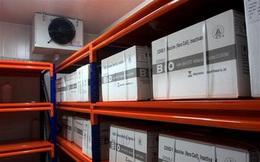 Thái Bình vận hành kho lạnh bảo quản 1 triệu liều vaccine COVID-19