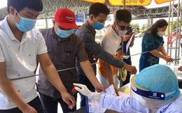 Hà Nội tạm dừng kiểm soát tại chốt ra vào trên cao tốc Hà Nội - Hải Phòng