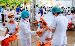24,4% người dân Hải Phòng trên 18 tuổi được tiêm đủ 2 mũi vaccine