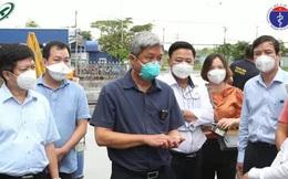 Thứ trưởng Bộ Y tế: 4 nhiệm vụ trọng tâm đảm bảo an toàn tại chợ Bình Điền khi mở cửa trở lại