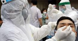 Bộ Y tế: Xét nghiệm COVID-19 bằng test nhanh kháng nguyên hàng tuần cho người làm việc tại các chợ