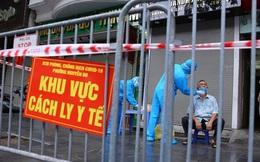 Hà Nội: Kết quả xét nghiệm 168 người liên quan ca COVID-19 tử vong ở phố Trần Nhân Tông