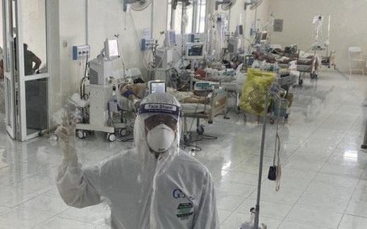 Thay huyết tương cứu bệnh nhân COVID-19 bị 'viêm tủy cắt ngang' hiếm gặp trên thế giới