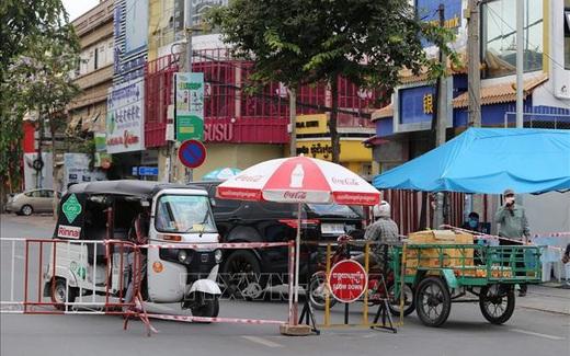 Phnom Penh duy trì nhiều biện pháp phòng dịch