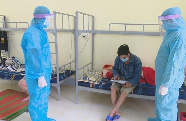 2 bố con trốn từ vùng dịch Hải Dương sang Sơn La bị xử phạt 25 triệu đồng - Ảnh 3.