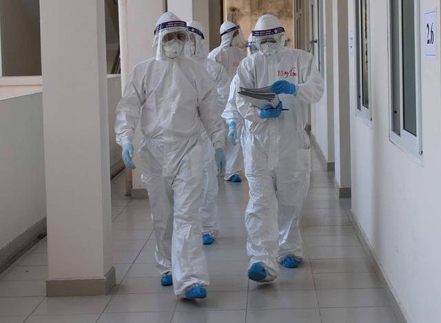 Hà Nội thông báo 76 ca dương tính SARS-CoV-2 trong 24 giờ, 45 ca tại cộng đồng - Ảnh 3.
