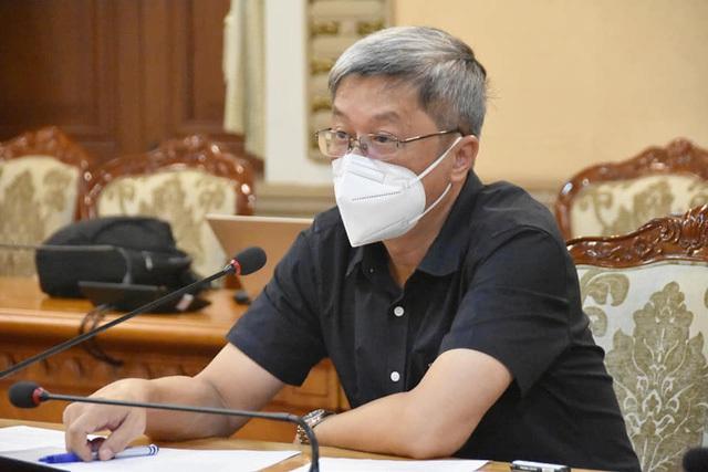 Thứ trưởng Nguyễn Trường Sơn: Chỉ các F0 có tải lượng virus thấp mới được cách ly tại nhà - Ảnh 2.