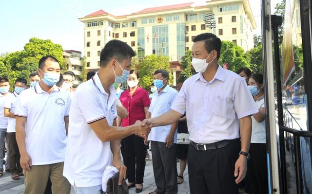 Chuyên gia hàng đầu của Bạch Mai vào TP.HCM khảo sát lập bệnh viện hồi sức - Ảnh 5.