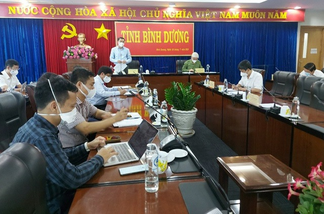 Thứ trưởng Trần Văn Thuấn: Bình Dương cần vận hành mô hình tháp 3 tầng linh hoạt và hiệu quả - Ảnh 3.