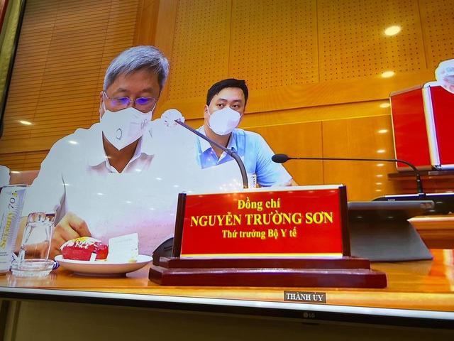 Bộ Y tế điều các bệnh viện hạng đặc biệt thiết lập khẩn 3 trung tâm ICU tại TP.HCM - Ảnh 4.
