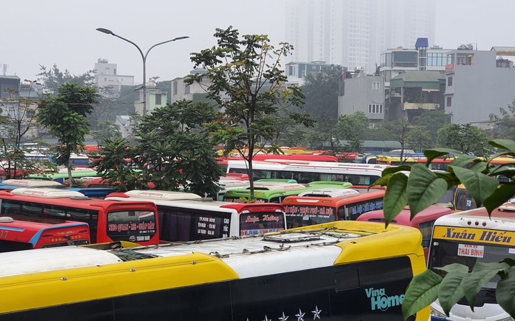 Hành khách tham gia vận tải không phải xét nghiệm