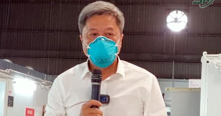 Thứ trưởng Bộ Y tế Nguyễn Trường Sơn: Chúng ta đã thấy ánh sáng cuối đường hầm