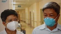 """Thứ trưởng Bộ Y tế:""""Chúng ta đã làm tốt giờ phải làm tốt hơn nữa, giúp bệnh nhân sớm về đoàn tụ với gia đình"""""""